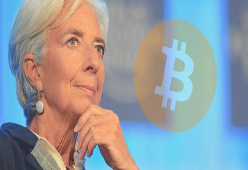 حمایت رئیس صندوق بینالمللی پول از ارزهای دیجیتال