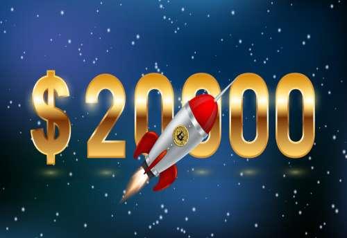 منتظر قیمت بیت کوین ۲۰,۰۰۰ دلاری باشیم؟
